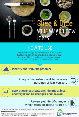 what is slice- and- dice capability